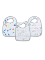 Snap Bibs 3Pk Leader Of The Pack