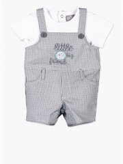Combined Play Suit For Baby Boy