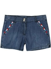 Denim Shorts For Girl