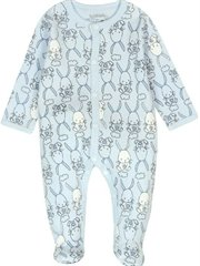 Interlock Play Suit For Baby Boy