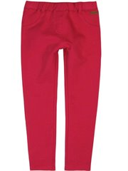 Stretch Fleece Leggings For Girl