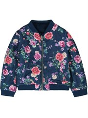 Bomber Jacket Reversible For Girl