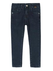 Denim Stretch Trousers For Boy
