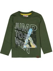 Knit T-Shirt For Boy