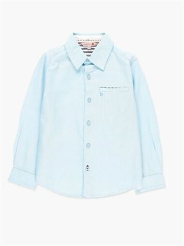 Oxford Long Sleeves Shirt For Boy