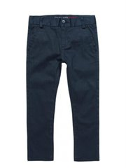 Stretch Twill Trousers For Boy
