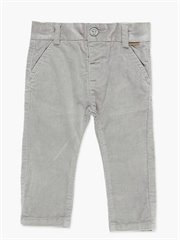 Microcorduroy Trousers For Baby Boy
