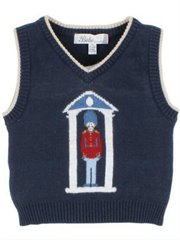 Carter Novelty Vest