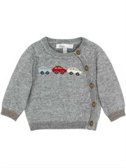 David Knit Cars Jumper