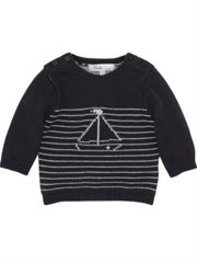 Tobias Novelty Stripe Jumper