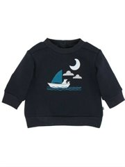 Rex Fleece Boat Pullover