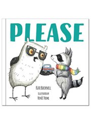 Please-The Manners Series Board