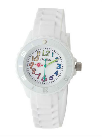Rainbow Face Watch Analog 30M Wr