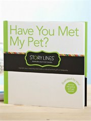 Have You Met My Pet Story W/Crayons