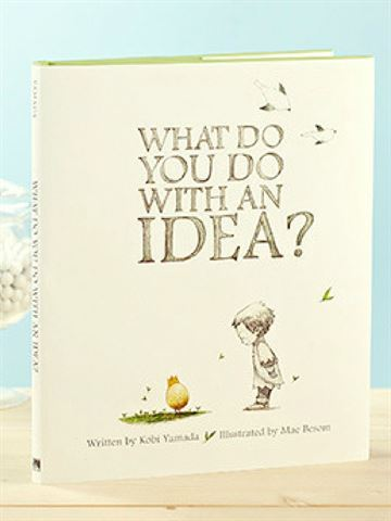 Book-What Do You Do With An Idea
