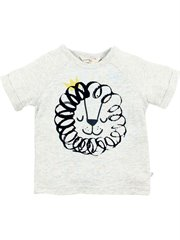 Safari 'Lion Face' Tee