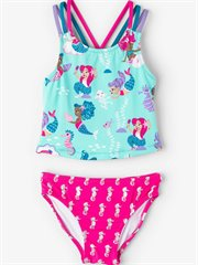 Underwater Kingdom Sporty Tankini S