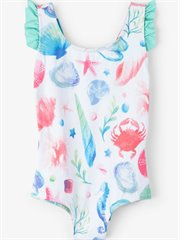 Ocean Treasures Ruffle Swimsuit