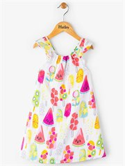Fruity Lollies Bow Back Dress