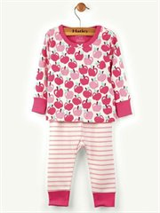 Apple Orchard Baby Pj Set