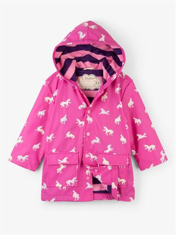Colour Changing Unicorn Raincoat