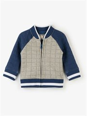 Quilted Baby Bomber Jacket