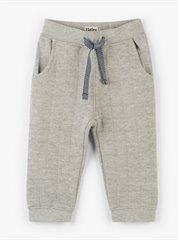 Grey Quilted Baby Jogger