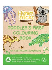 Toddlers First Colouring Book