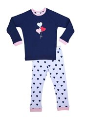 Navy Balloon Pj