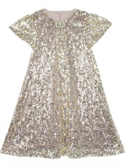 Sequin Party Doll Dress