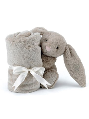 Bunny Soother-Bashful Soft Toy