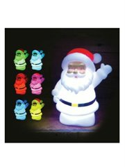 Illuminate Santa Led Light