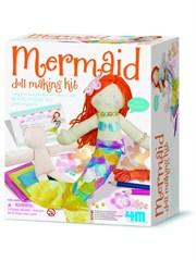 Doll Making Kit: Mermaid