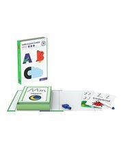 Wipe Clean Activity Cards - Letters