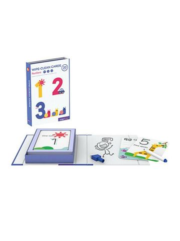 Wipe Clean Activity Cards - Numbers