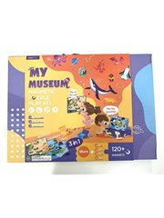 Magnet Puzzle Play Kit - My Museum