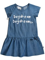 Day Dreamer Denim Dress