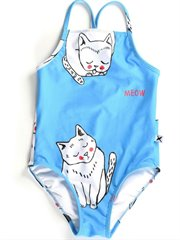 I Heart Cats Swimsuit
