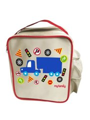 Lunch Cooler Bag Traffic