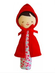 Squeaker-Red Riding Hood Sweet Flor