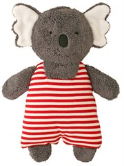 Koala Musical Stripe Red