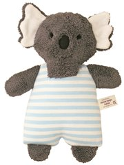 Koala Toy Rattle Pale Blue