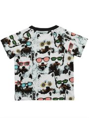 Raglan Tee - Cool Cats