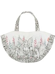 Retro Tote - Garden Fairies
