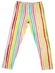 Classic Legging - Vertical Stripe