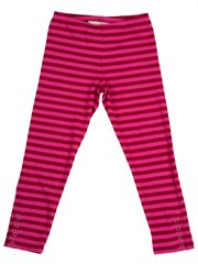 Classic Legging - Red Stripe