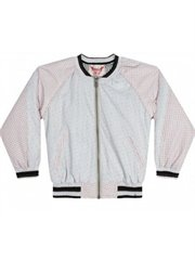 Classic Bomber Jacket - Somewhere