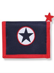 Wallet - Navy Star