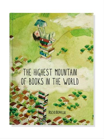 Book-The Highest Mountain Of Books