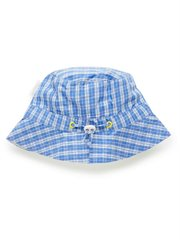 Tang Check Bucket Hat